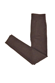 Yahada Leggings Fleece Brown - Product Mini Image