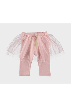 Shoptiques Product: Leggings With Tulle