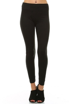 Shoptiques Product: Soft Leggings With Wide Band