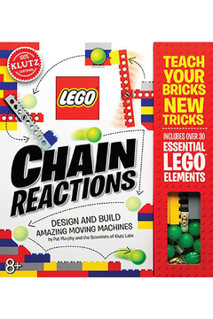Klutz LEGO Chain Reactions - Alternate List Image