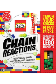 Klutz LEGO Chain Reactions - Product Mini Image