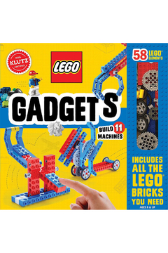Klutz LEGO Gadgets - Product List Image