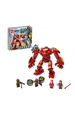LEGO Iron Mad Hulkbuster Versus A.I.M. Agent - Product List Image