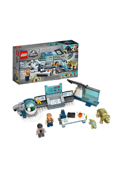 LEGO Jurassic World Dr. Wu's Lab: Baby Dinosaurs Breakout - Product List Image