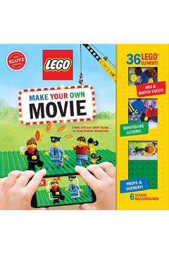 Klutz LEGO Make Your Own Movie - Product List Image