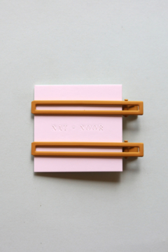 Nat + Noor Leia Hair Clips Set of 2 - Product List Image