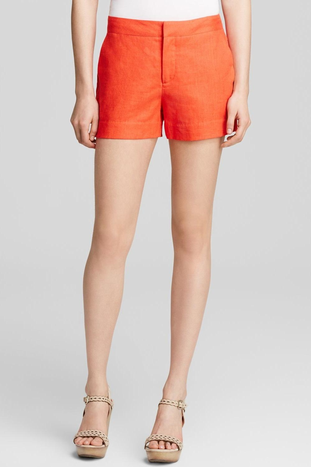 Joie Leiden Shorts - Front Cropped Image