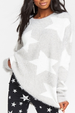 Show Me Your Mumu Leighanne Star Sweater - Product List Image