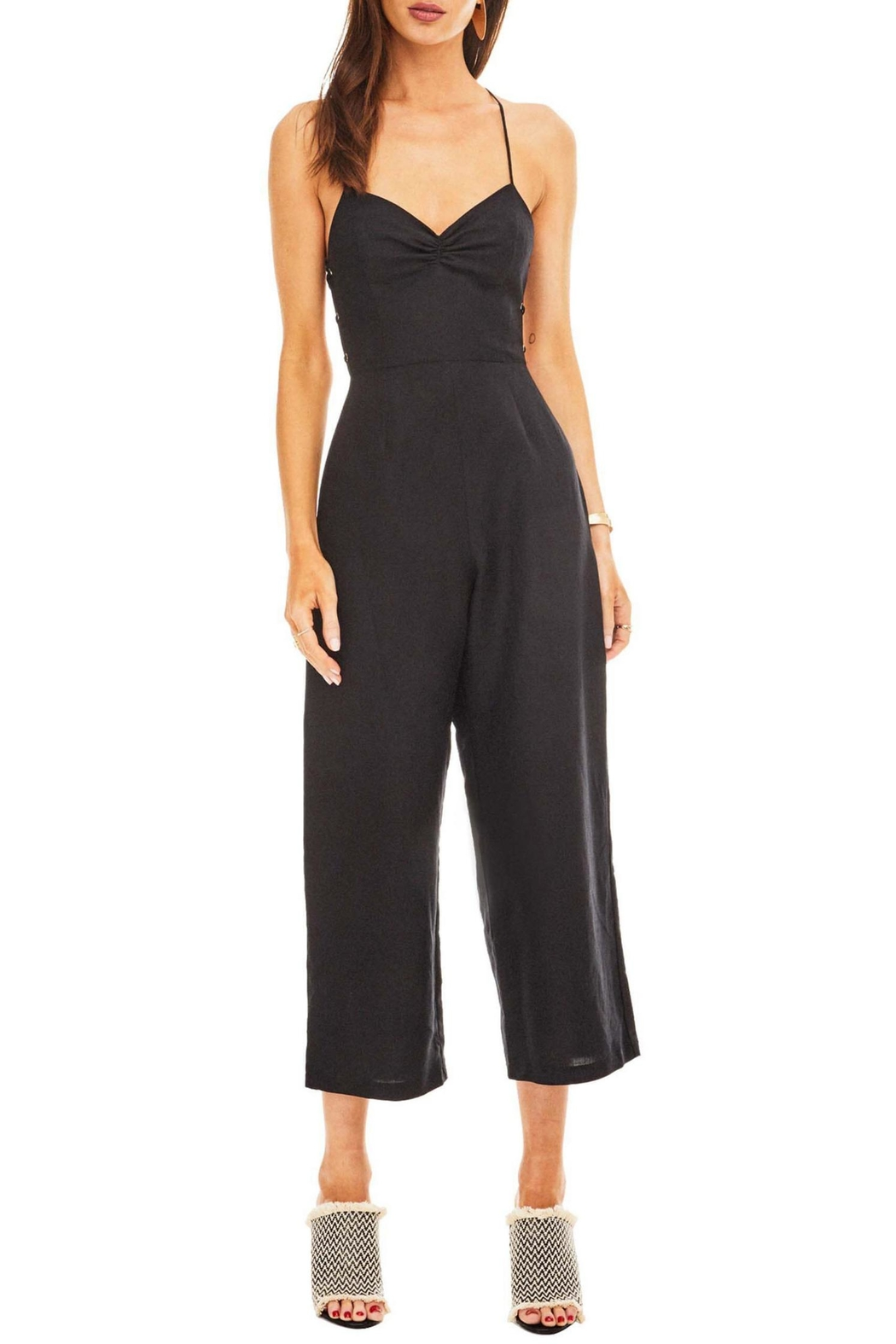 ASTR Leighton Jumpsuit - Main Image
