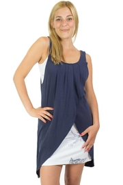 Message Factory Leila Dress - Front cropped