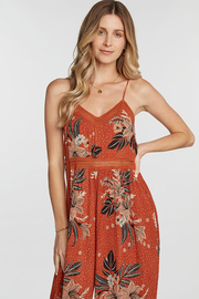 Patrons of Peace Leila Jumpsuit - Side cropped