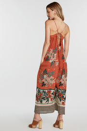 Patrons of Peace Leila Jumpsuit - Front full body