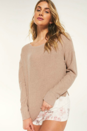 Zsupply Leila Rib Long Sleeve - Front cropped