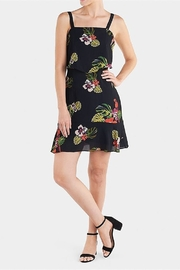 The Boutique Ooh Lala LEILANI RUFFLE BOTTOM DRESS - Front cropped