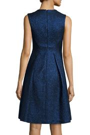 Lela Rose  V-Neck Dress - Front full body