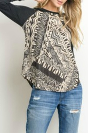 lelis Aztec Top - Product Mini Image