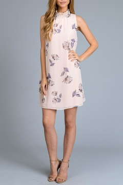 Shoptiques Product: Blush Floral Dress
