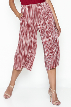 Shoptiques Product: Striped Flare Pants