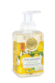 Michel Design Works Lemon Basil Foaming Hand Soap - Product Mini Image