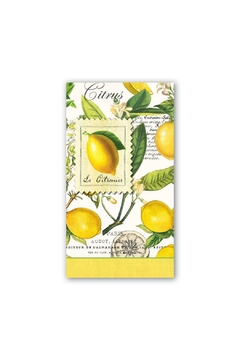 Shoptiques Product: Lemon/basil Hostess Napkin
