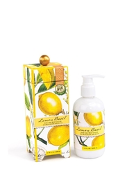 Michel Design Lemon Basil Lotion - Product Mini Image