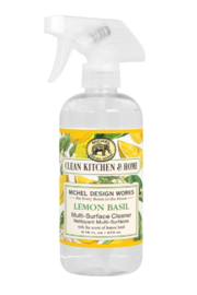Michel Design Works Lemon Basil Multi-Surface Cleaner - Product Mini Image