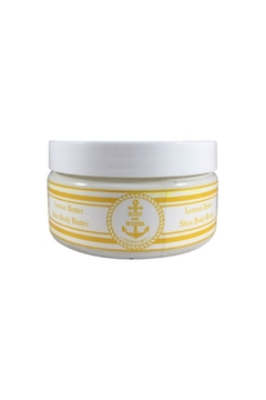 Soap and Water Newport LEMON BUTTER BODY BUTTER - Product List Image