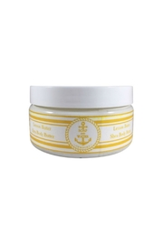 Soap and Water Newport LEMON BUTTER BODY BUTTER - Front cropped