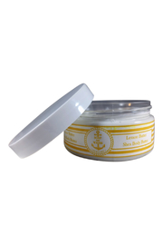 Soap and Water Newport LEMON BUTTER BODY BUTTER - Front full body