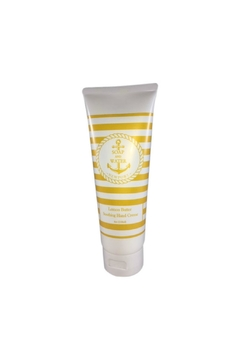 Soap and Water Newport LEMON BUTTER  HAND CREAM - Alternate List Image