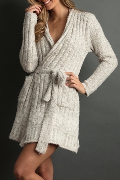 Shoptiques Product: Gingerbread Sweater Robe