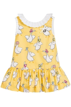 Shoptiques Product: Lemon Goose Dress