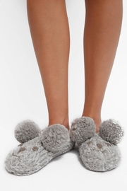 lemon Iceland Bear Bootie - Front cropped