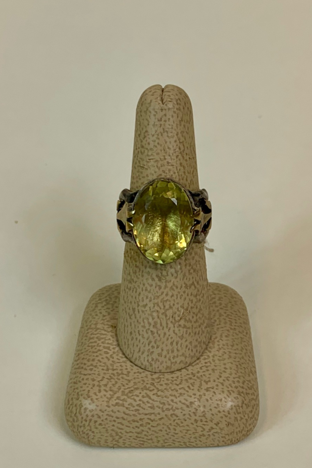 BORA ENTERPRESES INC. LEMON QUARTZ RING - Main Image