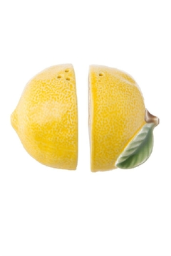 Sass & Belle Lemon Salt+pepper Shaker - Product List Image