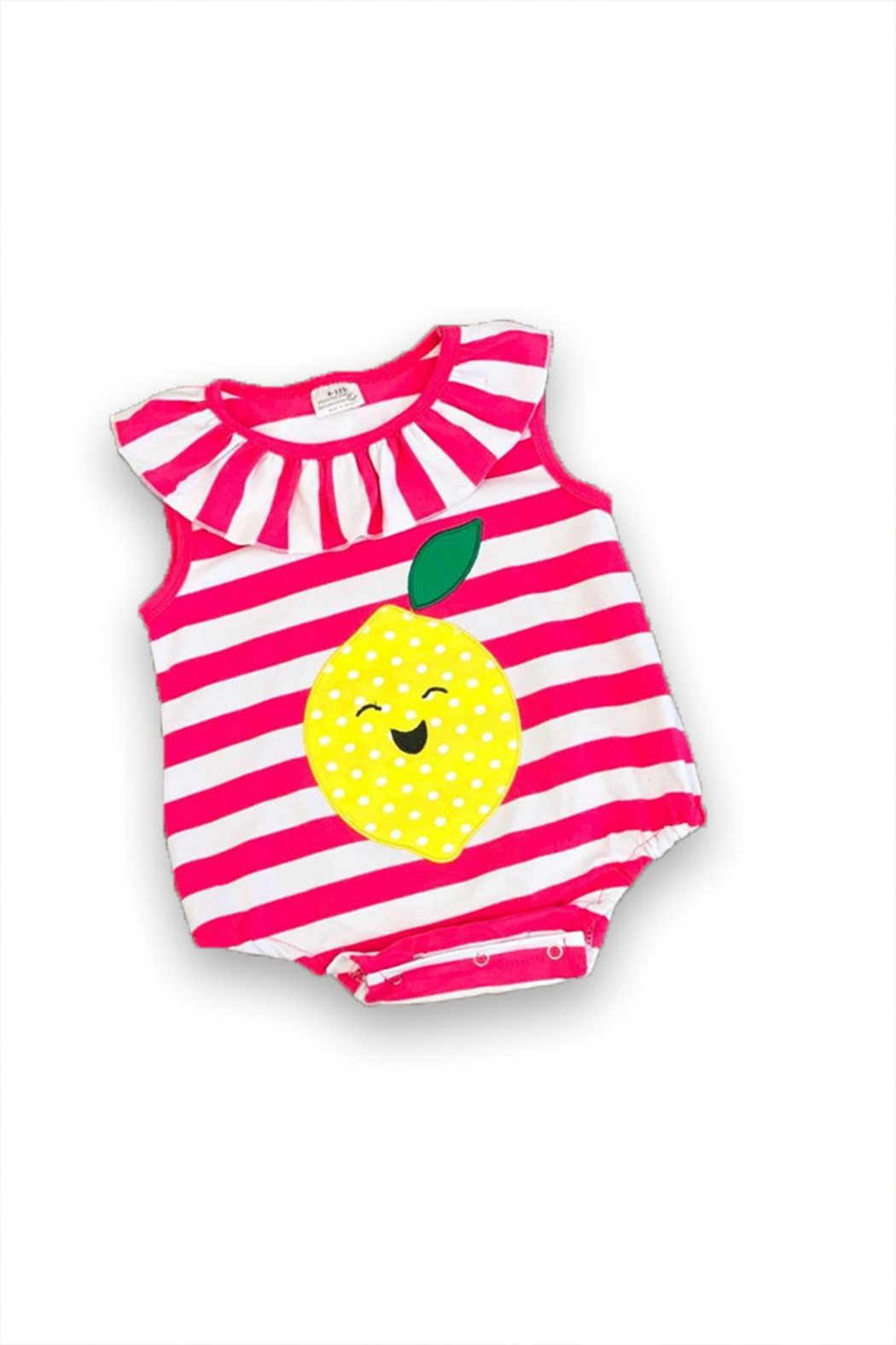 Lady's World Lemon Squeeze Infant - Front Cropped Image