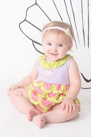 lemon loves layette Seashell Bubble - Product Mini Image