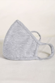 Lemon Tree Cotton Protective Face-Mask - Front cropped