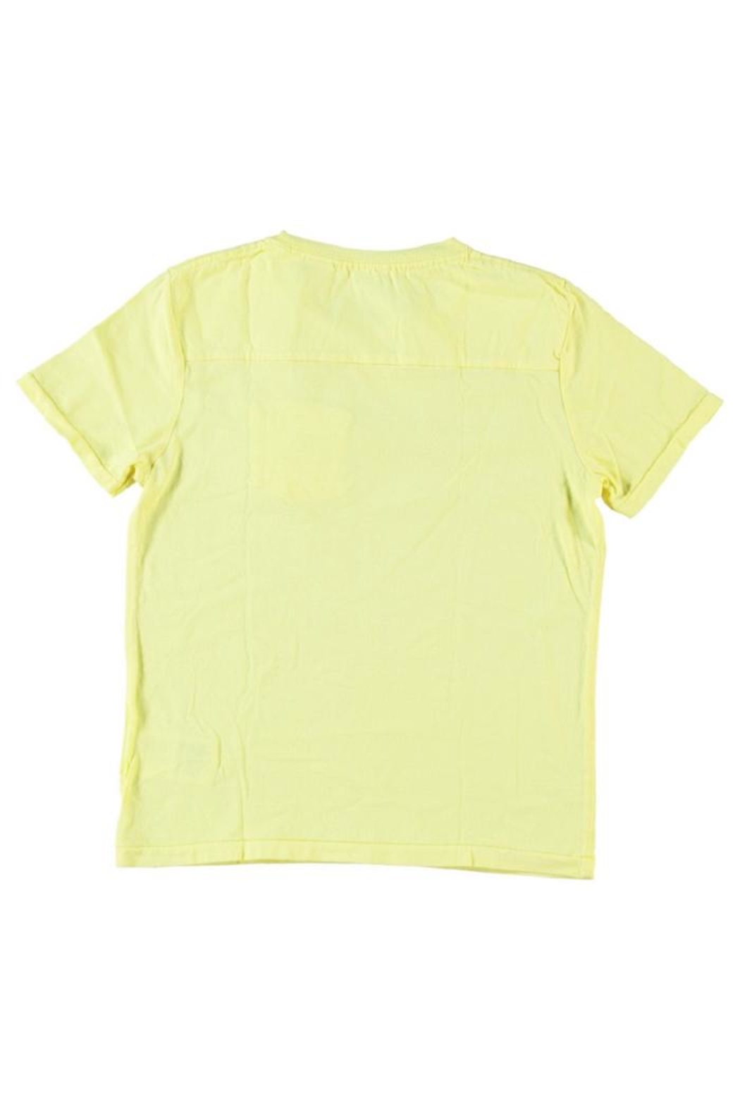 Scotch Shrunk Lemonade Pocket Tee - Front Full Image