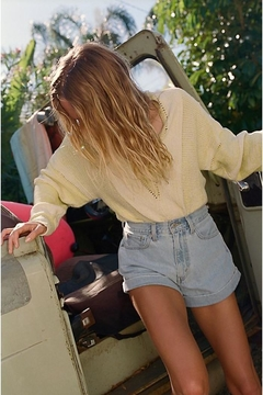 Free People Lemonade Stand Sweater - Product List Image