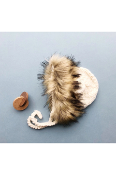 Shoptiques Product: Lennon Lion Bonnet