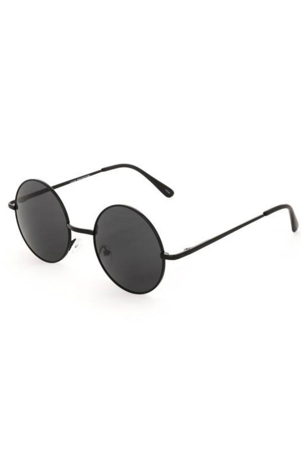 Minx Lennon Sunglasses - Front Cropped Image