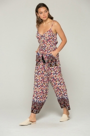Band Of Gypsies LENNOX JUMPSUIT - Front full body