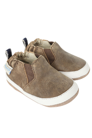 Robeez Lenny Loafer Mini Shoes - Front cropped
