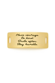 Lenny & Eva Have Courage Sentiment - Product Mini Image