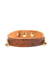 Lenny & Eva Refined Cuff Scotch Bracelet - Product Mini Image