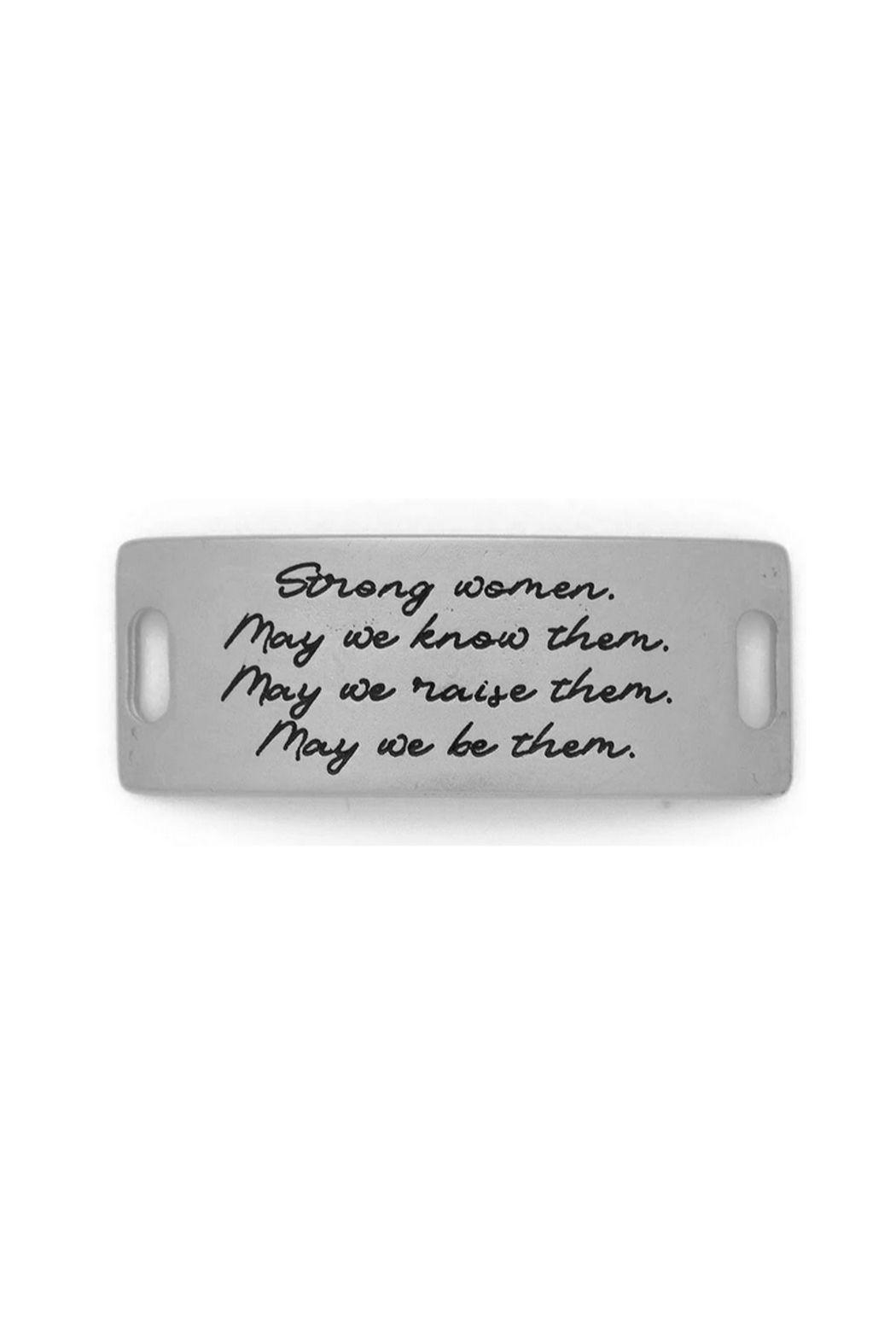 Lenny & Eva Strong Women Sentiment - Front Cropped Image