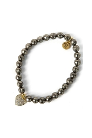 Lenny & Eva Token Heart Bracelet - Product Mini Image