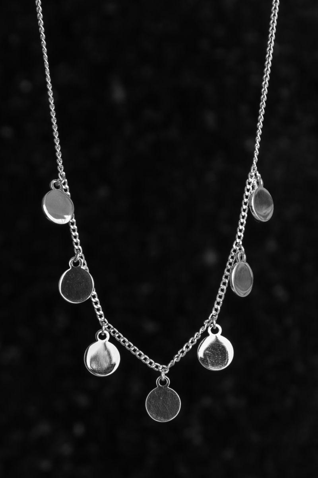 Lenore Jewelry Full Moons Necklace - Main Image