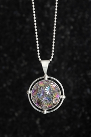 Lenore Jewelry Krystal Murano Necklace - Product Mini Image